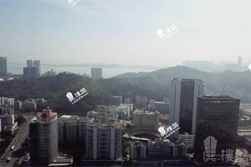江山賦_珠海|13萬首期|珠海核心地段 (實景航拍)