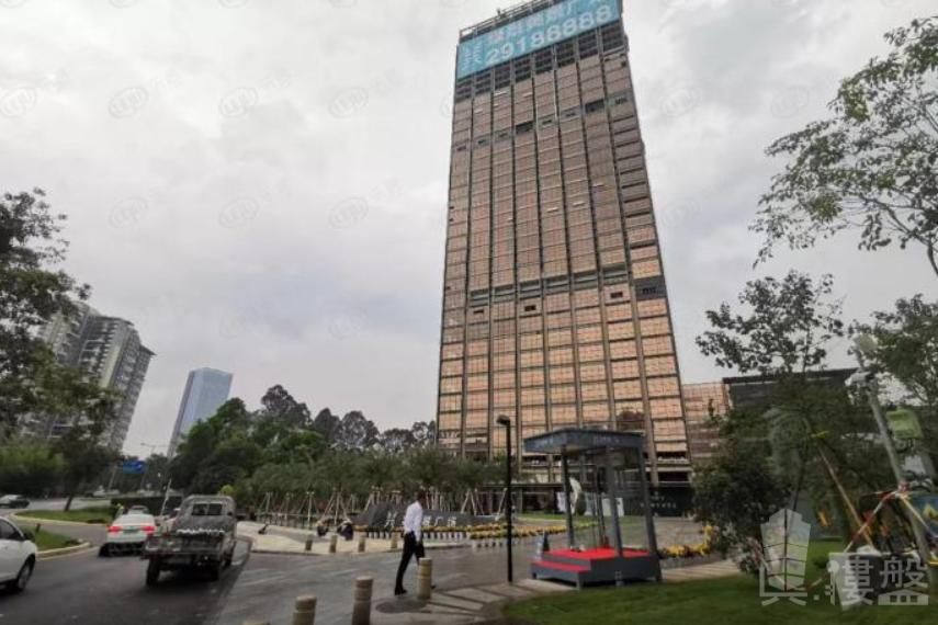 綠景美景廣場_深圳 首期20萬 鐵路沿線 香港銀行按揭