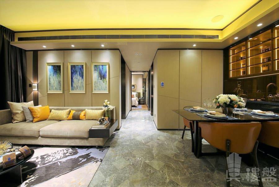 華發四季半島_珠海 首期10萬 現樓發售 香港銀行按揭 (實景航拍)