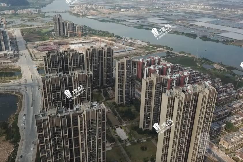 時代傾城_珠海|1000蚊呎|即買即住|大型屋苑|香港銀行按揭 (實景航拍)