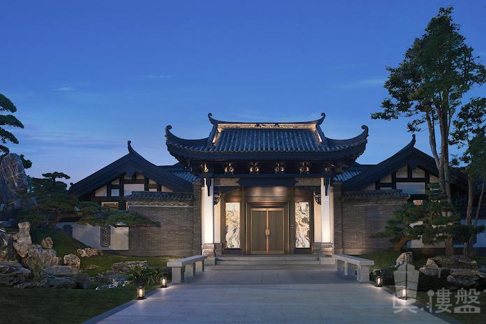 香洲埠_珠海|前後花園四合院|香港人盡享退休生活