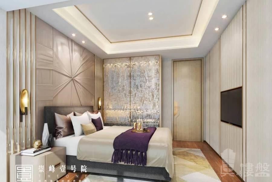 崇峰壹號院 珠海豪宅典範 航空新城頂級純住宅 (實景航拍)