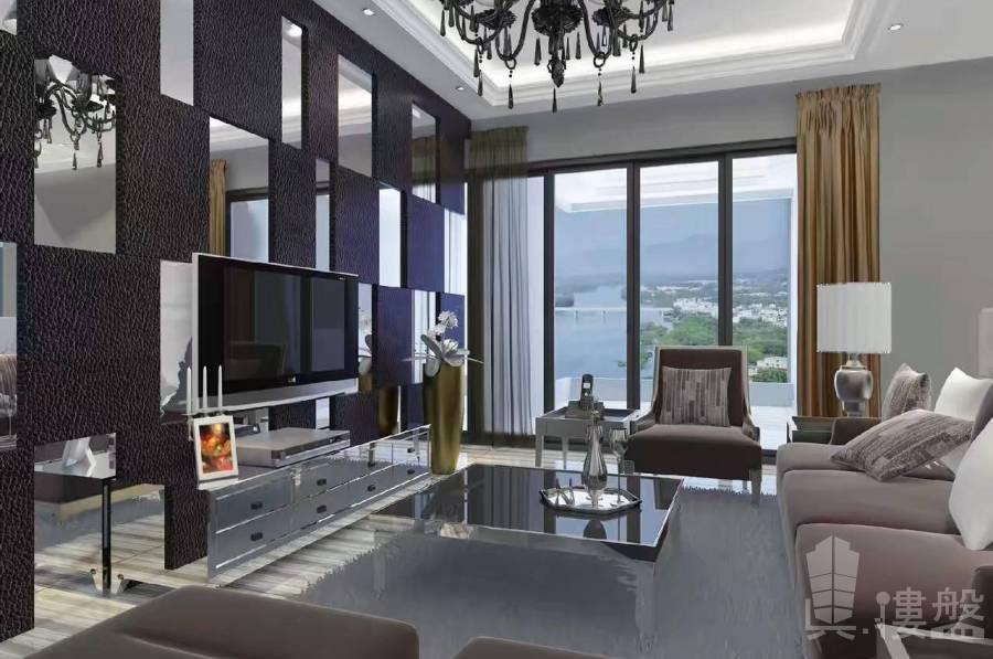 江南岸隨園_珠海|首期10萬|大型屋苑|香港銀行按揭 (實景航拍)