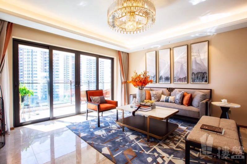 遠洋新天地_中山|首期10萬|大型屋苑|即買即住|香港銀行按揭 (實景航拍)