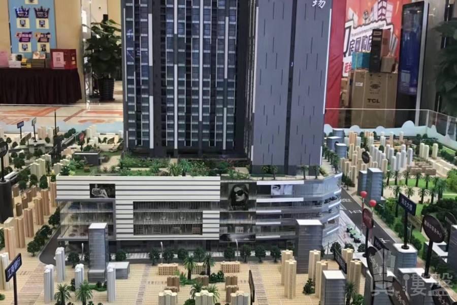 富元中潤廣場_中山 首期10萬 鐵路沿 雙陽台設計 上下獨立分層 上層自己住下層出租 (實景航拍)