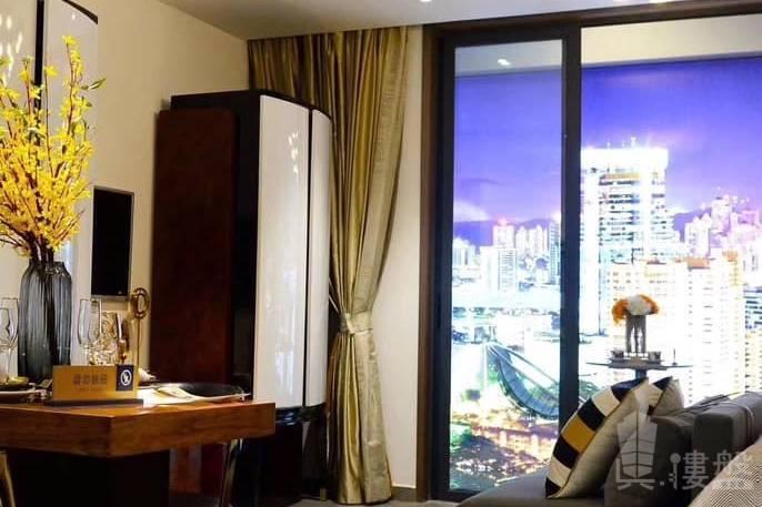 海雅繽紛城_中山|首期10萬|大型屋苑商場|優質鐵路上(實景航拍)