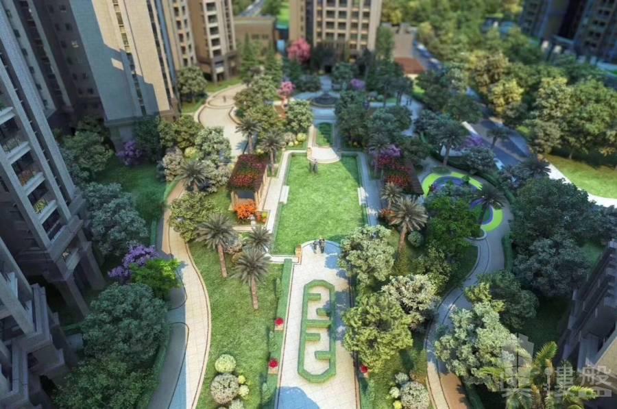 金帝世紀花園 中山後花園坦洲 首期10萬千呎豪宅盤 送傢俬電器 (實景航拍)