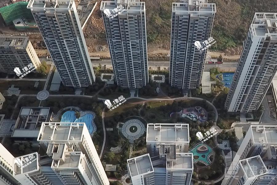平沙九號_珠海 總價48萬 首期4.8萬 送豪華裝修 香港銀行按揭 (實景航拍)