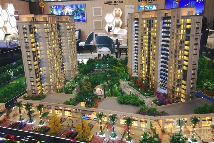 翡翠郡_中山|首期10萬|大型商場屋苑|即買即住 香港銀行按揭
