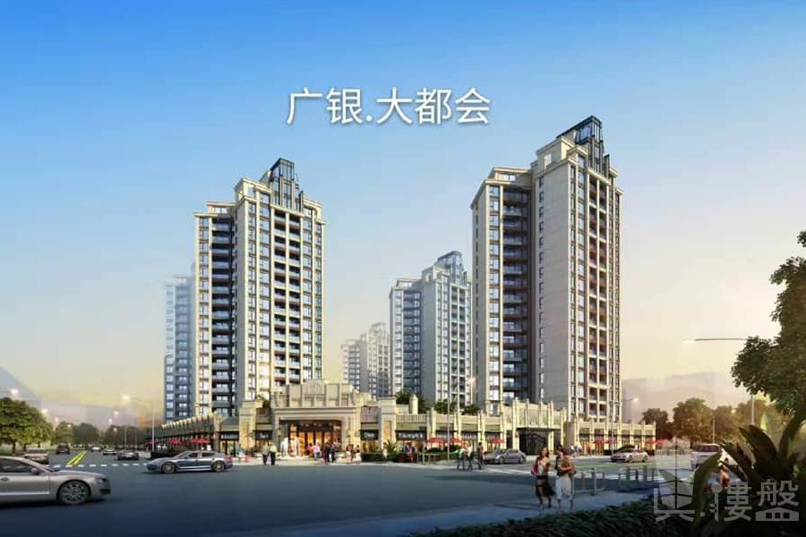 廣銀大都匯_珠海 首期10萬 大型屋苑 即買即住 香港銀行按揭 (實景航拍)