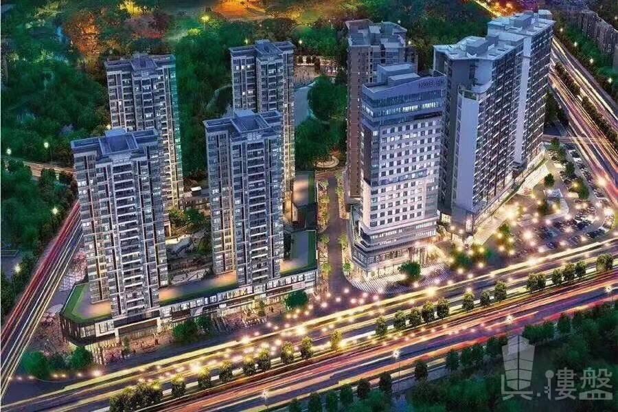 上乘世紀花園_中山 總價60萬 鐵路沿線 香港銀行按揭