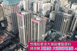 恆邦壹峯_深圳|恆邦時代大廈|深圳鐵路核心|華強北超級商業集群 (實景航拍)