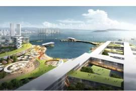 太子灣|深圳南山蛇口自貿區|國家重點打造金融商業保稅區 (實景航拍)