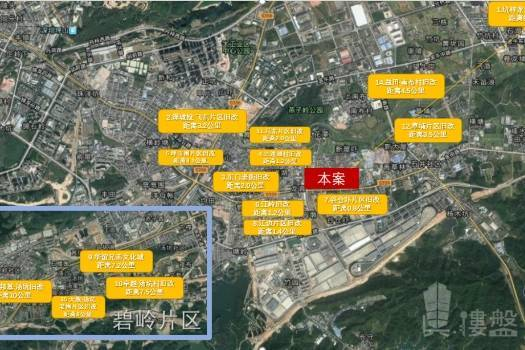 富潤樂庭|深圳地鐵口精裝大三房|香港銀行按揭