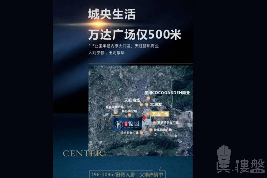 卓洲悅園_惠州 首期9萬 千尺單位 配套成熟