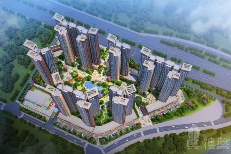 卓洲小時界_惠州 1000蚊呎 裝修三房 香港銀行按揭