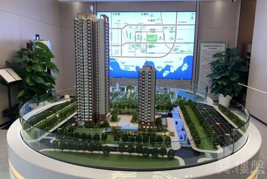 青檸時代_惠州|首期10萬|大型屋苑|即買即住|香港銀行按揭