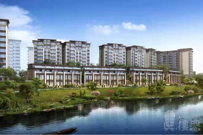 龍光玖禦湖|佛山千億基建|鐵路沿線|香港銀行按揭 (實景航拍)