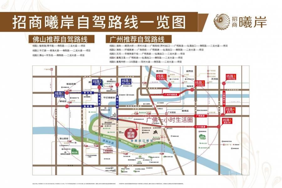 招商曦岸_佛山|香港高鐵60分鐘直達|首期15萬|香港銀行按揭 (實景航拍)