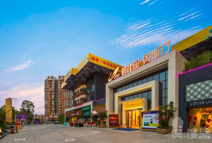 碧桂園奧斯汀星薈_佛山|3萬首期|地鐵口旁