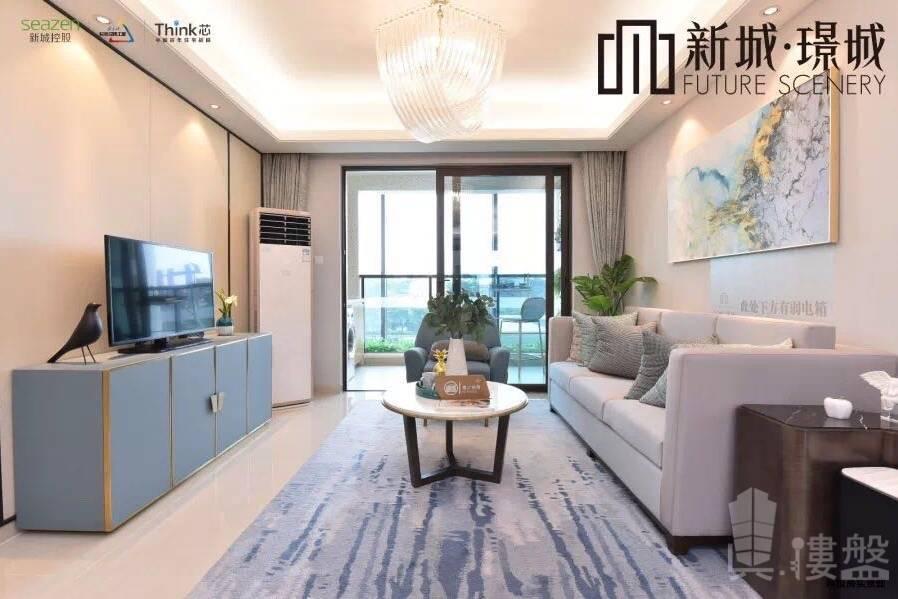 新城璟城_佛山 首期10萬 鐵路沿線 香港銀行按揭
