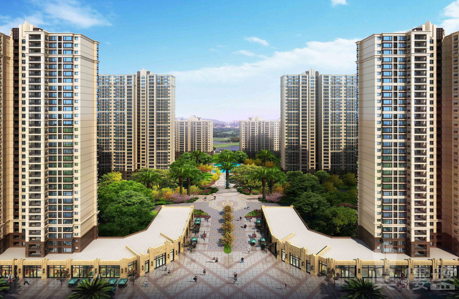 榮盛禦湖觀邸_惠州|首期10期|買千呎三房