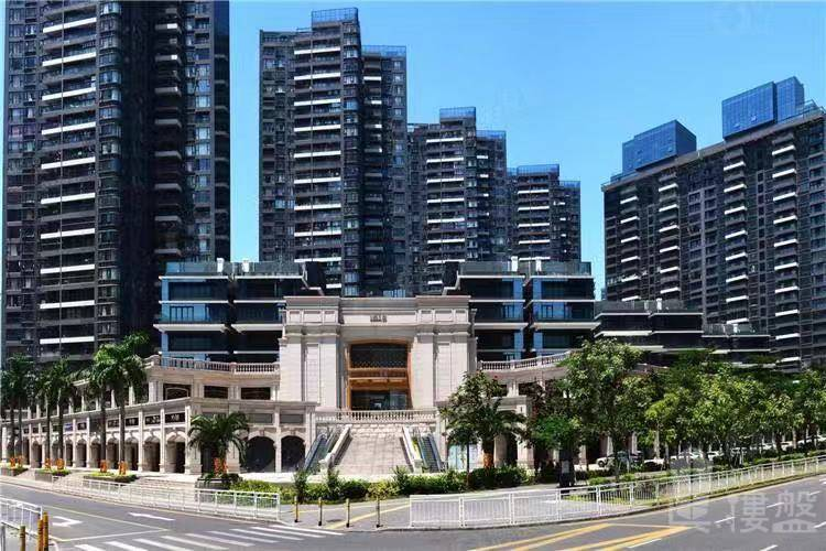 澳城1618_深圳|深中大橋出入口與香港深圳一橋之隔|香港銀行按揭